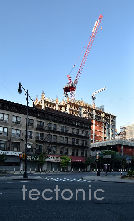 Viewed from Flatbush Avenue & Livingston Street