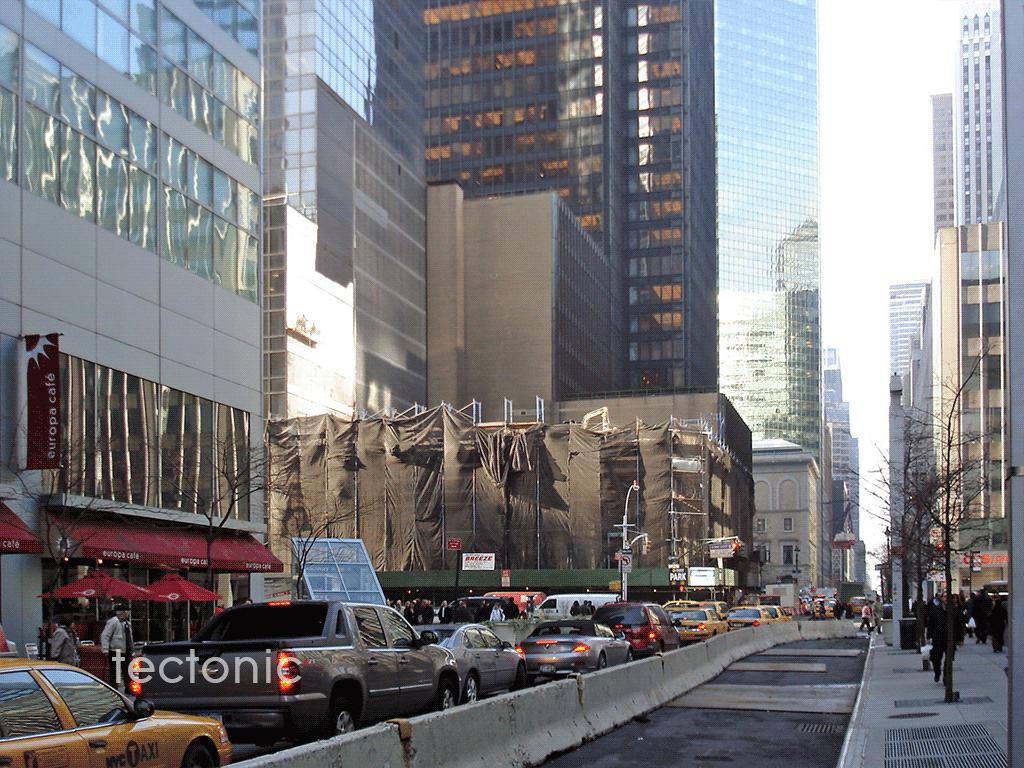 Site in December 2007
