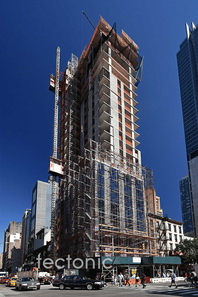 Viewed from 28th & 6th Avenue