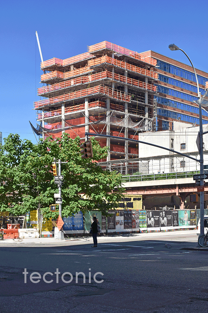West 28th Street section from 10th Avenue