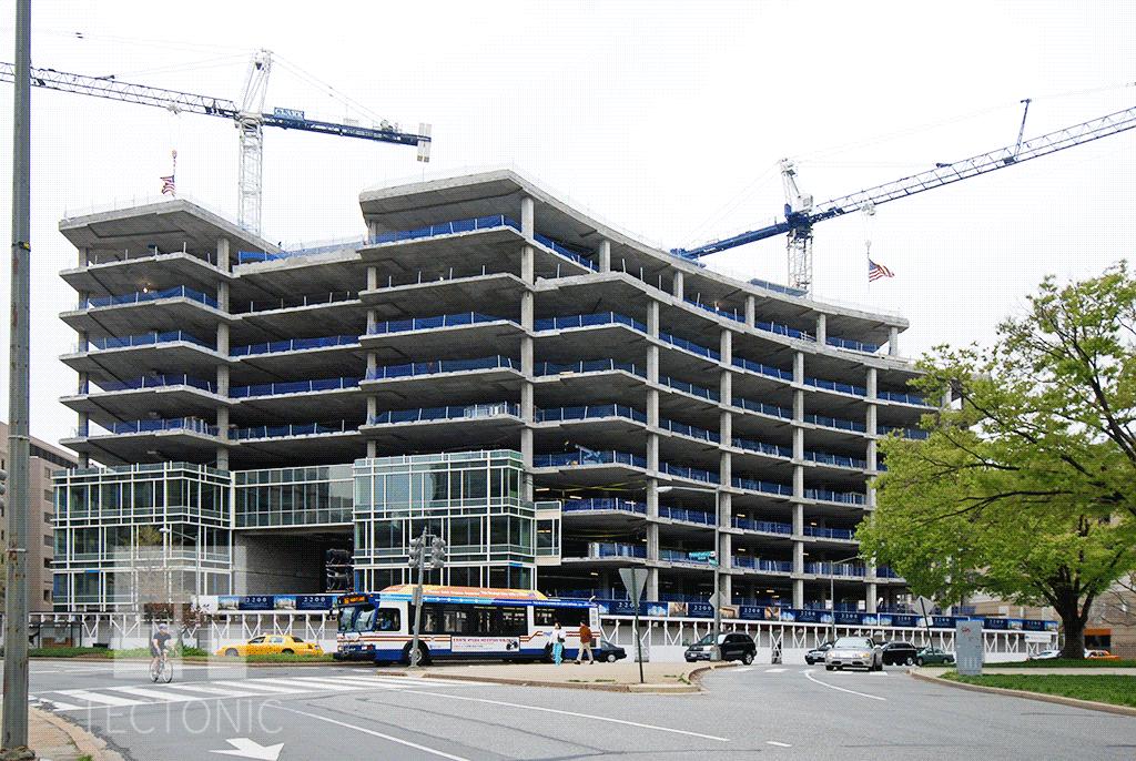 Viewed from Washington Circle