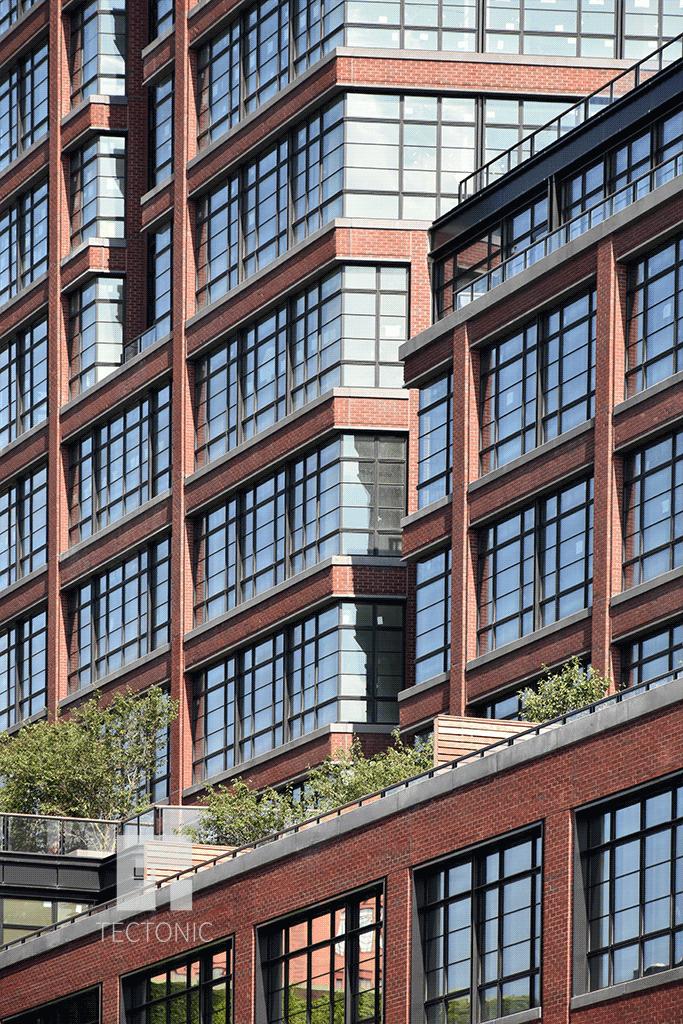 Facade and windows