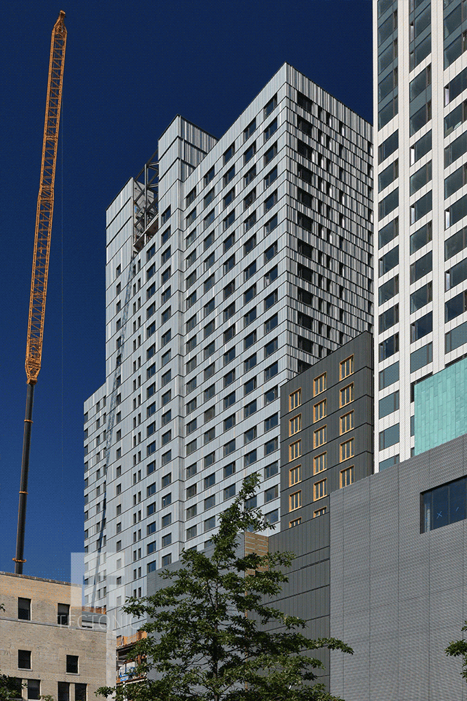 Tower I of phase II