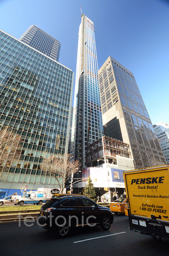From Park Avenue in December 2014