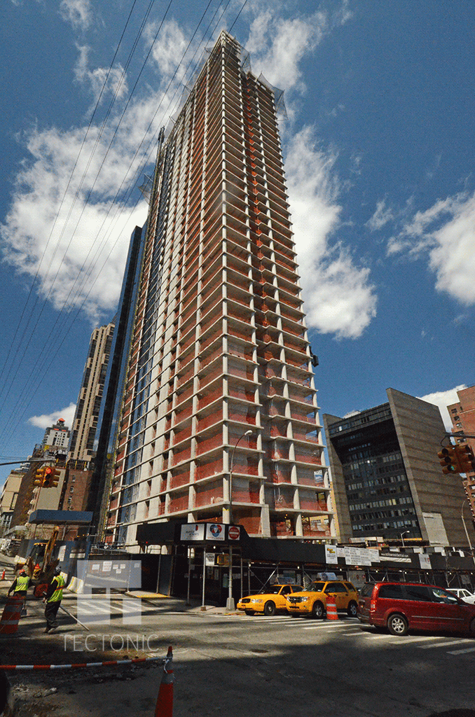 Under Construction in April 2013