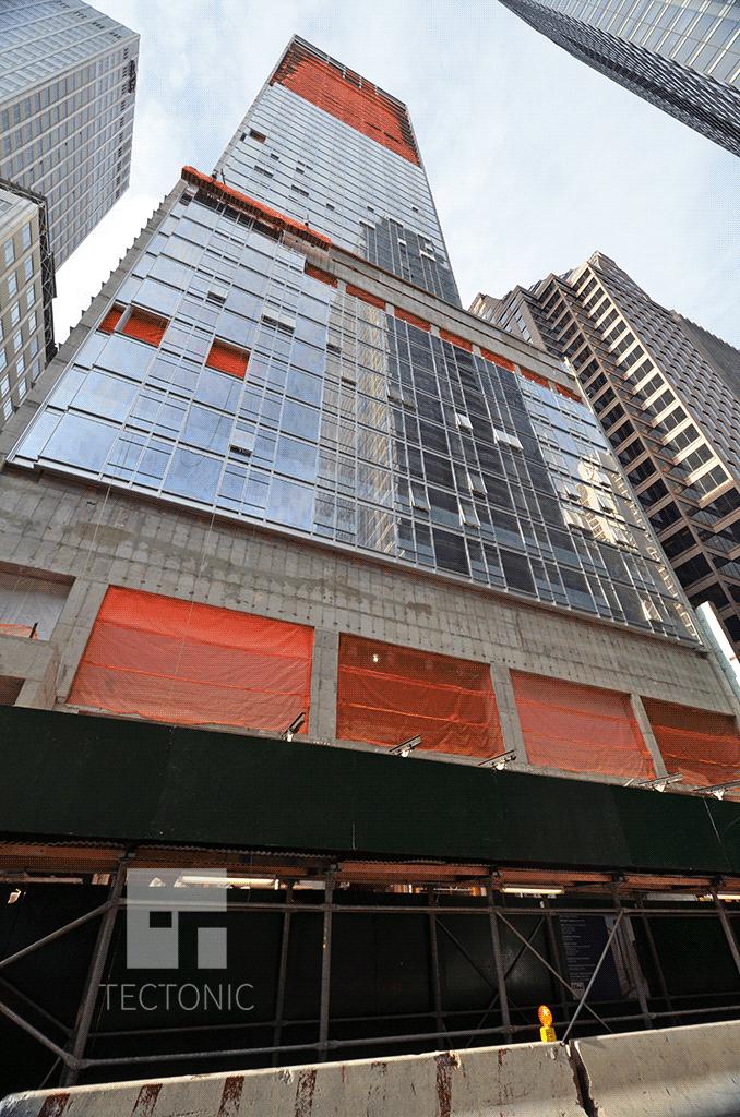 Under construction in October 2013