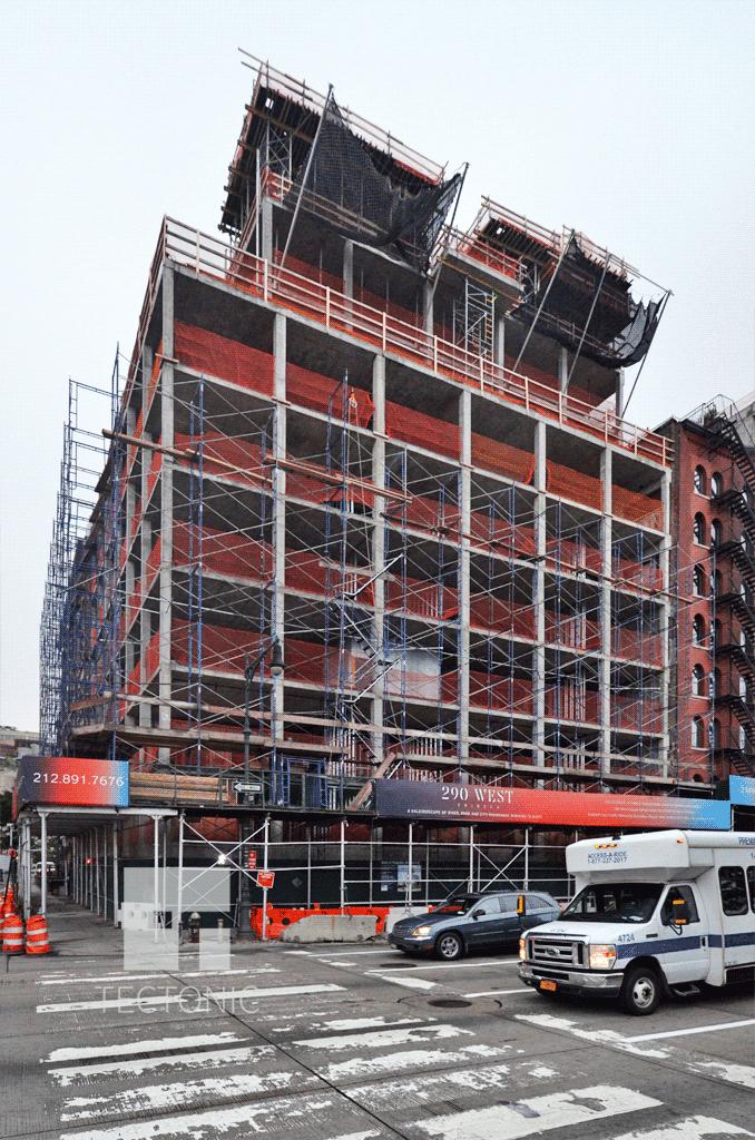 Under construction in September 2014