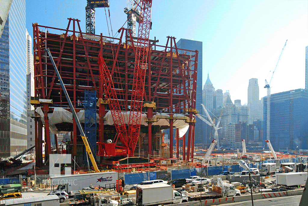 Under construction in 2010