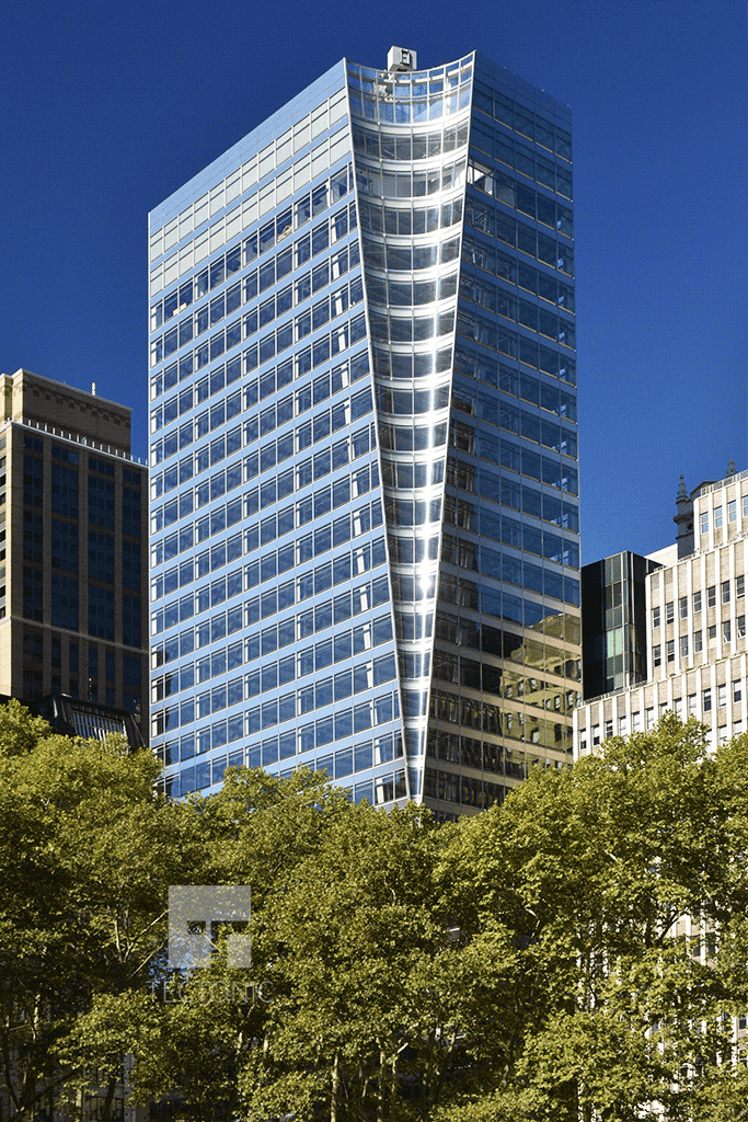 Viewed from Bryant Park