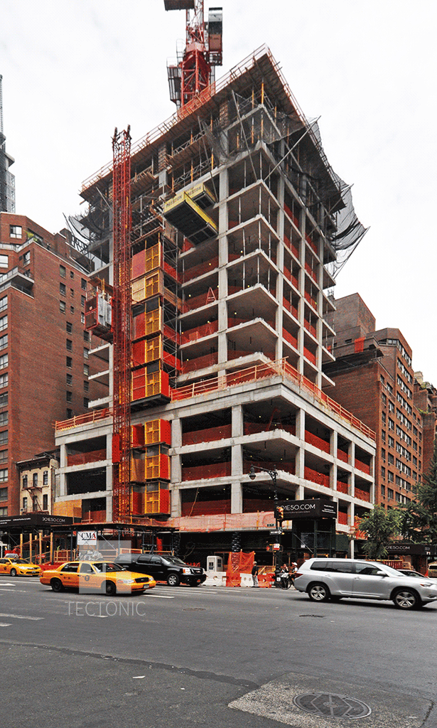 Under Construction in June 2014