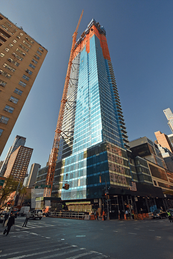 Viewed from East 57th Street & 2nd Avenue