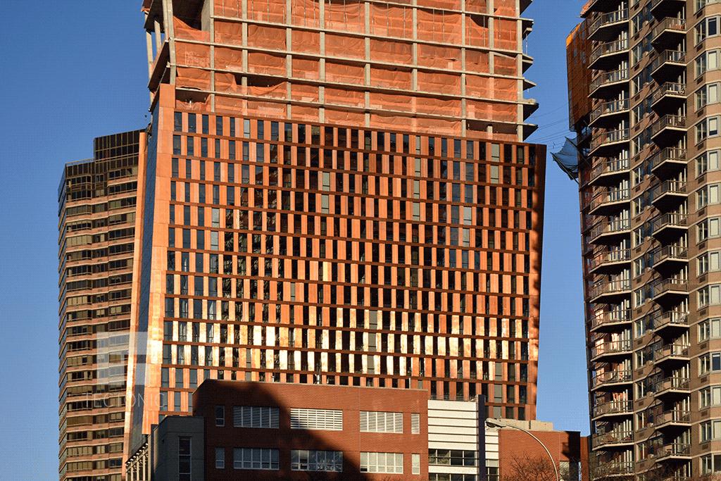 Facade installation