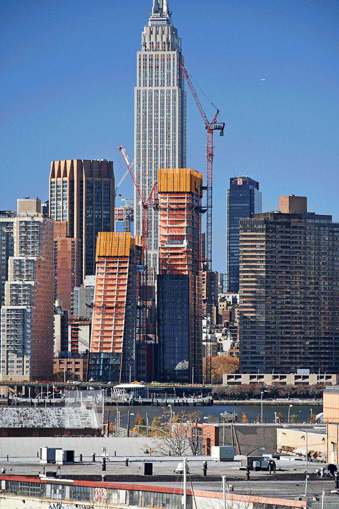 Viewed from Queens