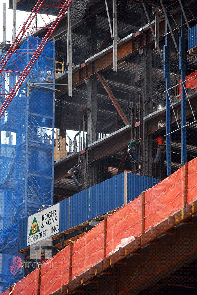 Support column construction