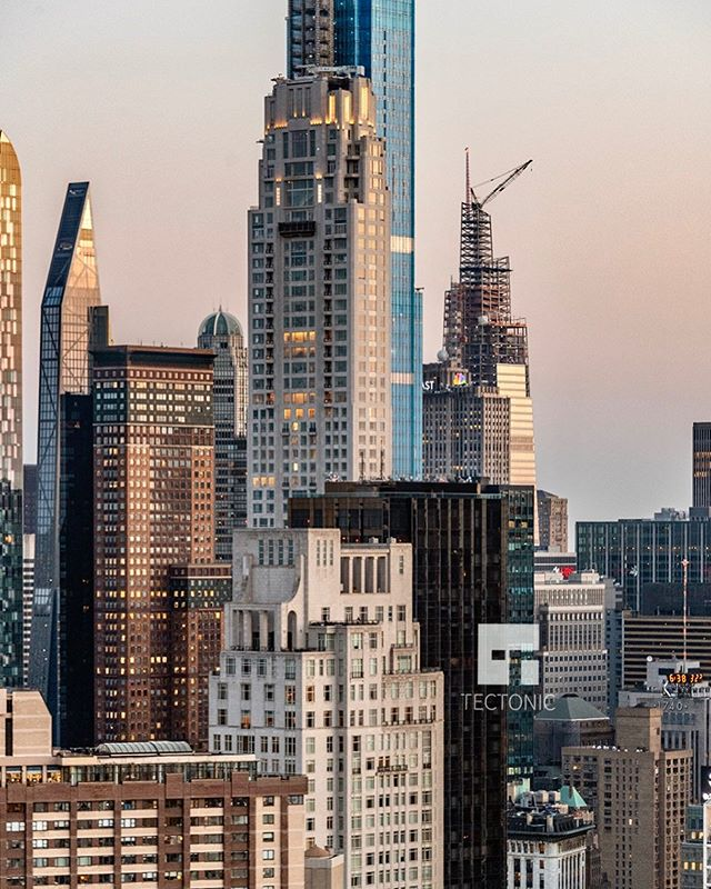 The towers of 15 Central Park West & 220 Central Park South viewed from @200amsterdam .  #nycarchitecture #nikonnofilter #archi_features #nycbuildings #luxuryrealestate #realestate #ramsa #skyscraping_architecture #lookingup_architecture #ig_nycity #icapture_nyc #15cpw #220cps #200amsterdam