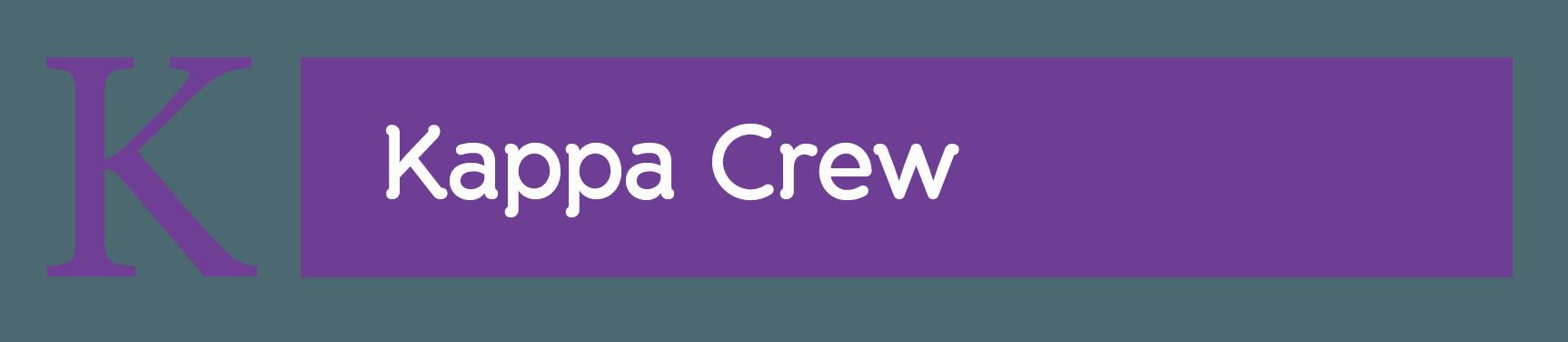 Kappa Crew