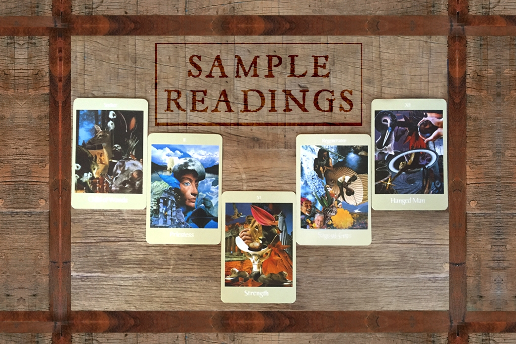 SAMPLES OF AVAILABLE READINGS