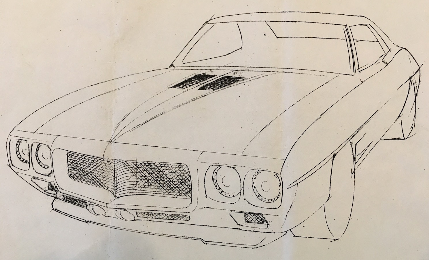 - The customer wanted a unique 69 Firebird.While the car retains its distinctive 1969 styling, our design changes update the car to set it apart by today's standards. These changes include rolled rear pan, integrated spoiler, centered exhaust, a new grill that retains a