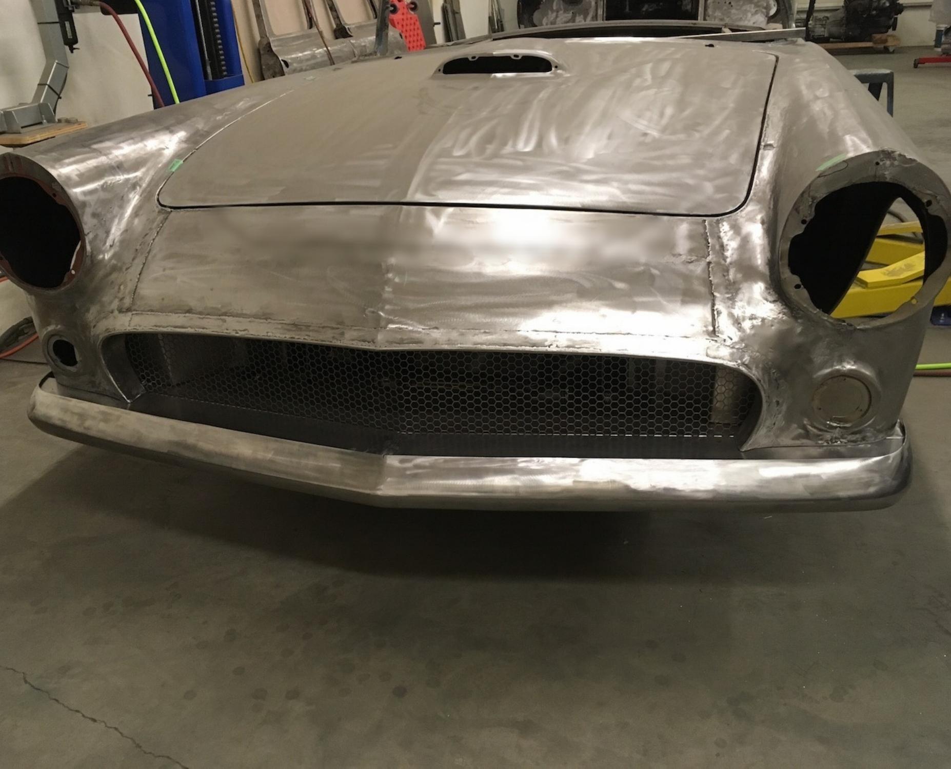 1956 Thunderbird Restomod