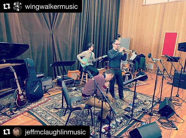 #Repost @wingwalkermusic with @get_repost ・・・ #Repost @jeffmclaughlinmusic with @get_repost ・・・ Getting ready for our concert tonight at @idyllwildarts featuring some really talented students as well as @matterhornjazz, @wingwalkermusic, @drizzly_dale, & @noel_drums_arktureye. Had a great composition clinic earlier and really loving being in the #California #mountains.