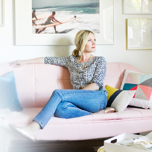 I've been following   Emily Henderson   since her win on Design Star, and I so admire the way she has turned her styling skills and killer blog into an incredible national business. Smart girl.