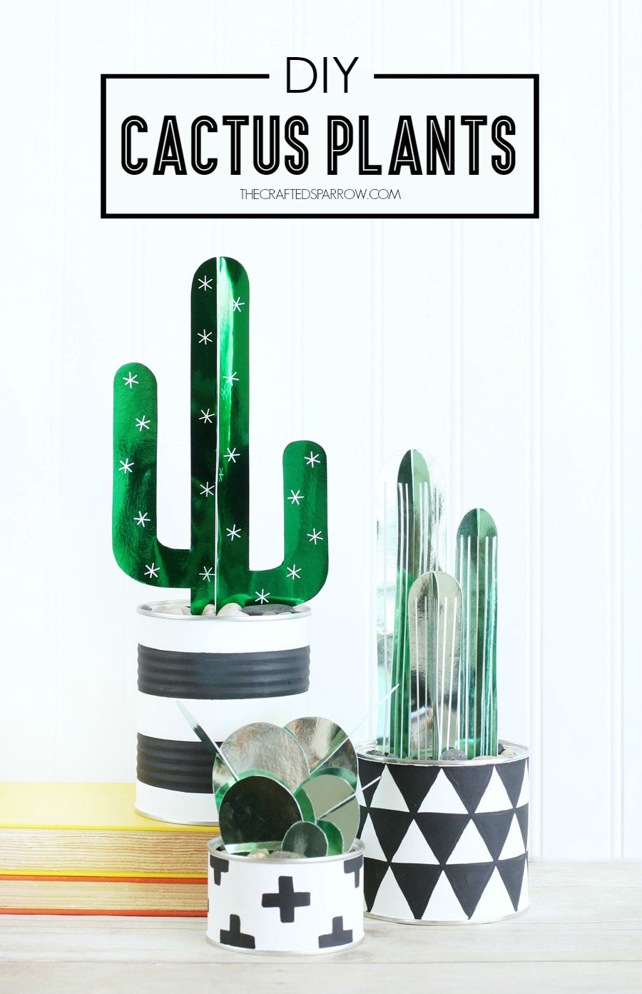 And because of the lack of natural light, some obviously fake & funky cacti. ( source )