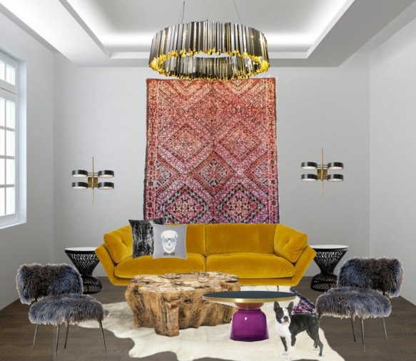 Quirky Boho Luxe