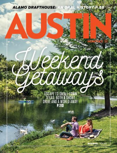 Austin Monthly, May 2017