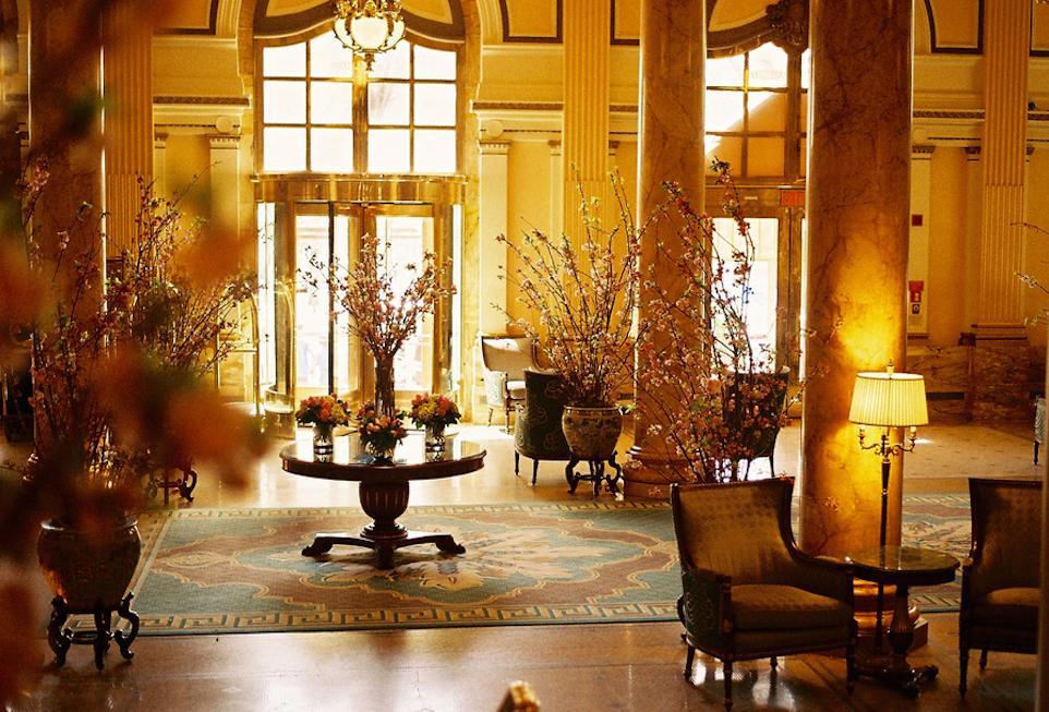 Willard Inter Continental Hotel, Washington DC