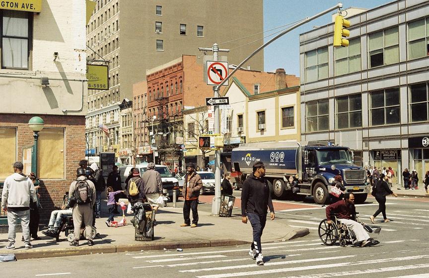 Harlem, New York City