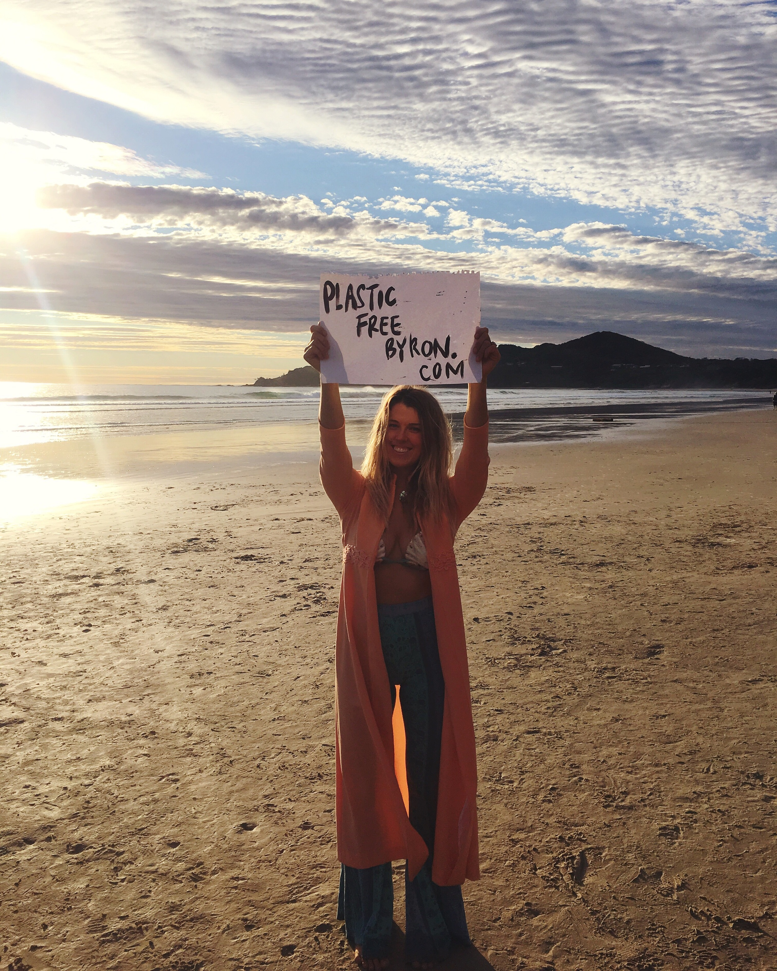 Byron locals are encouraged to register for Plastic Free July at plasticfreebyron.com for events, discounts, good vibes!