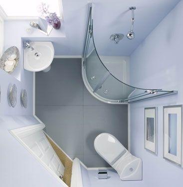 32 square foot bathroom