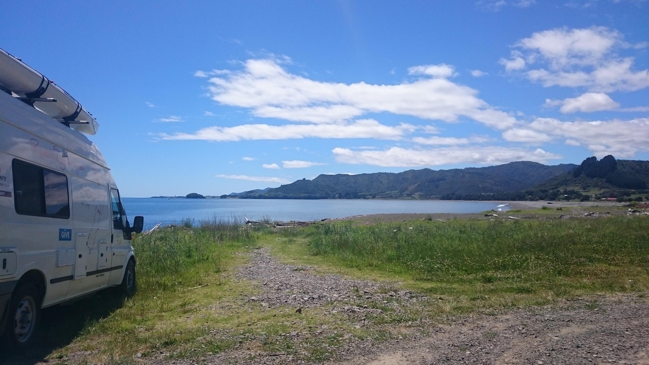 Stunning Bay of Plenty