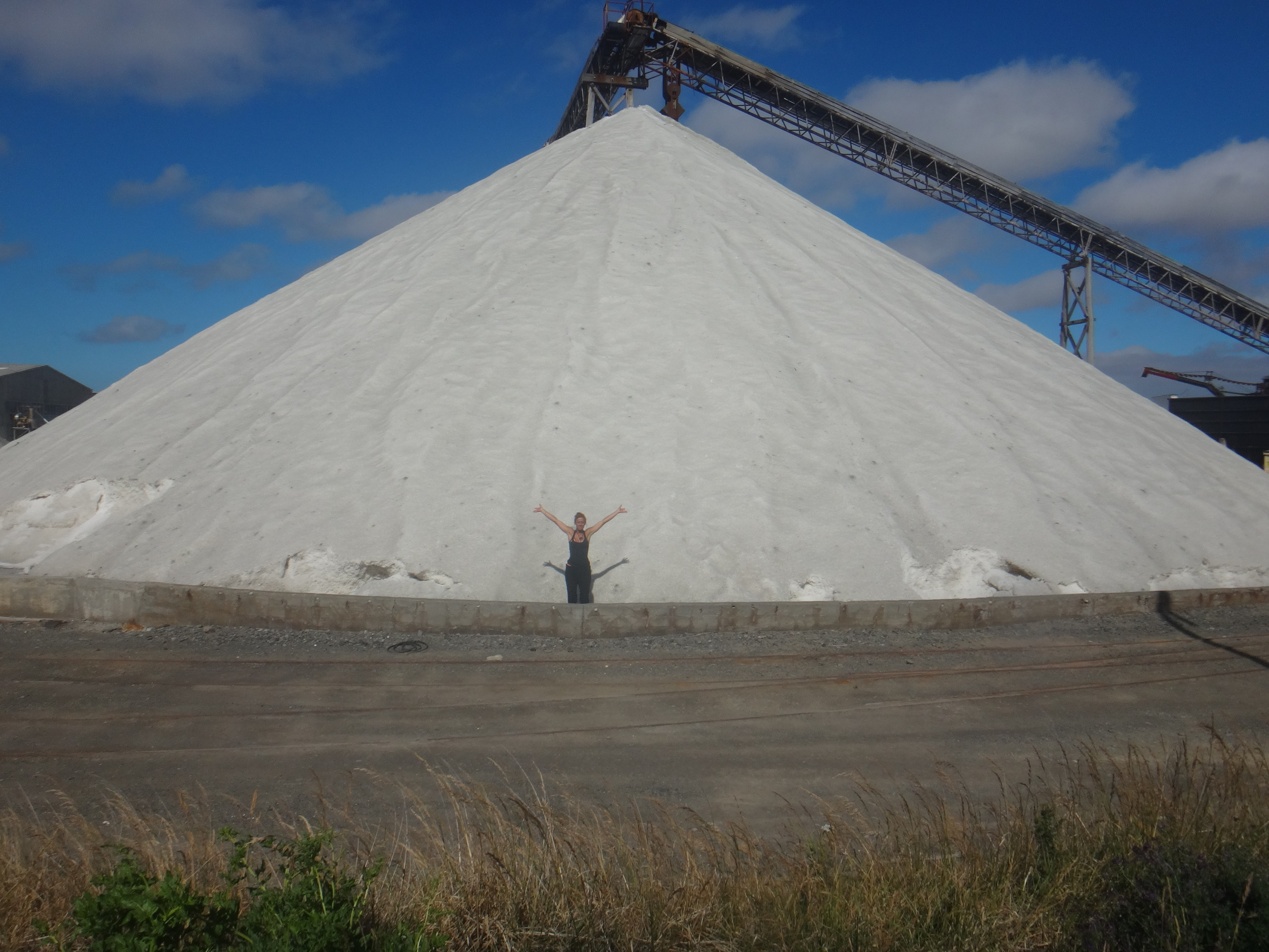 Salt Factory!