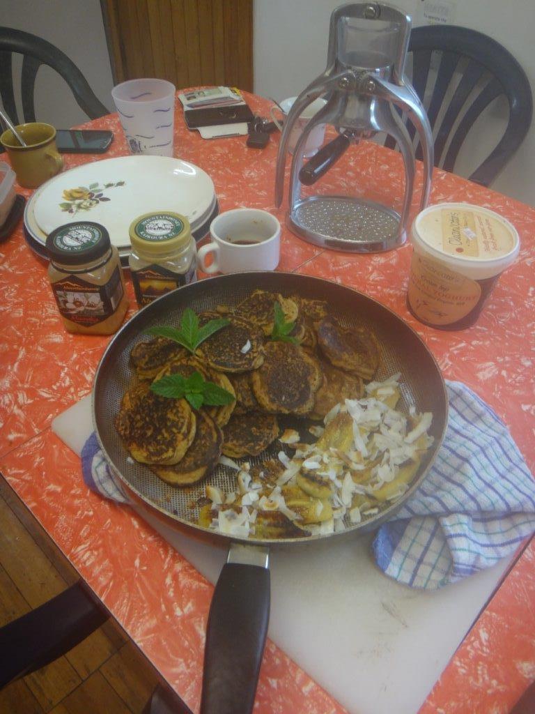 Our Breakfast Feast