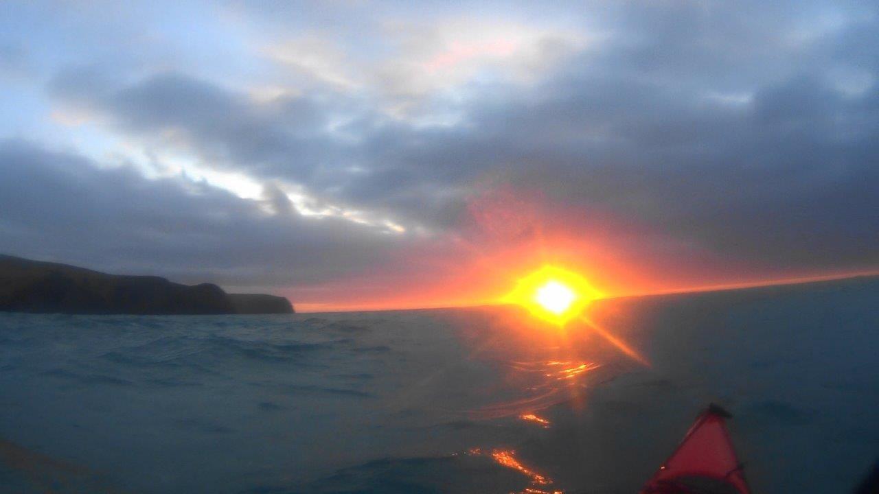 Fireball Sunrise
