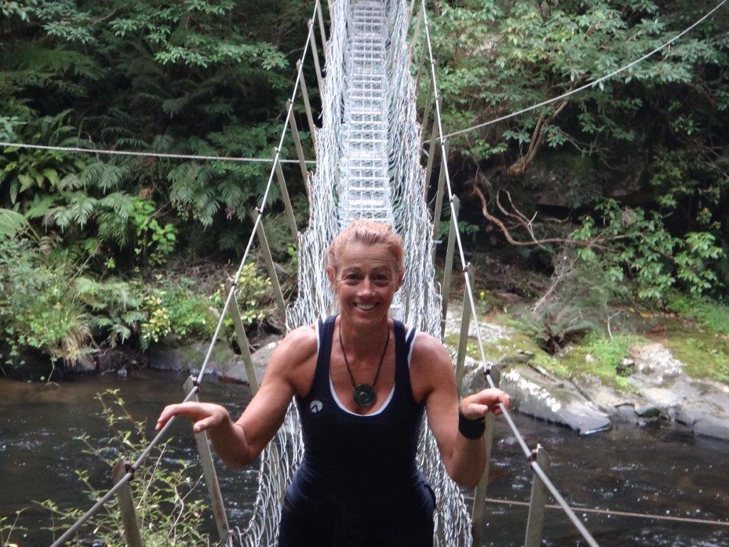 Swing Bridge!