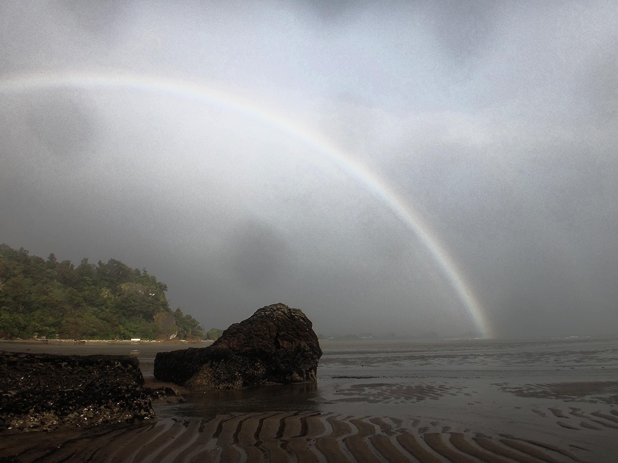 Magical Rainbows.