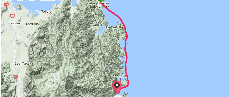 Distance:  18.13  km          Time:  3:00:45        Avg Speed:  6.0  kph          Calories:  1044