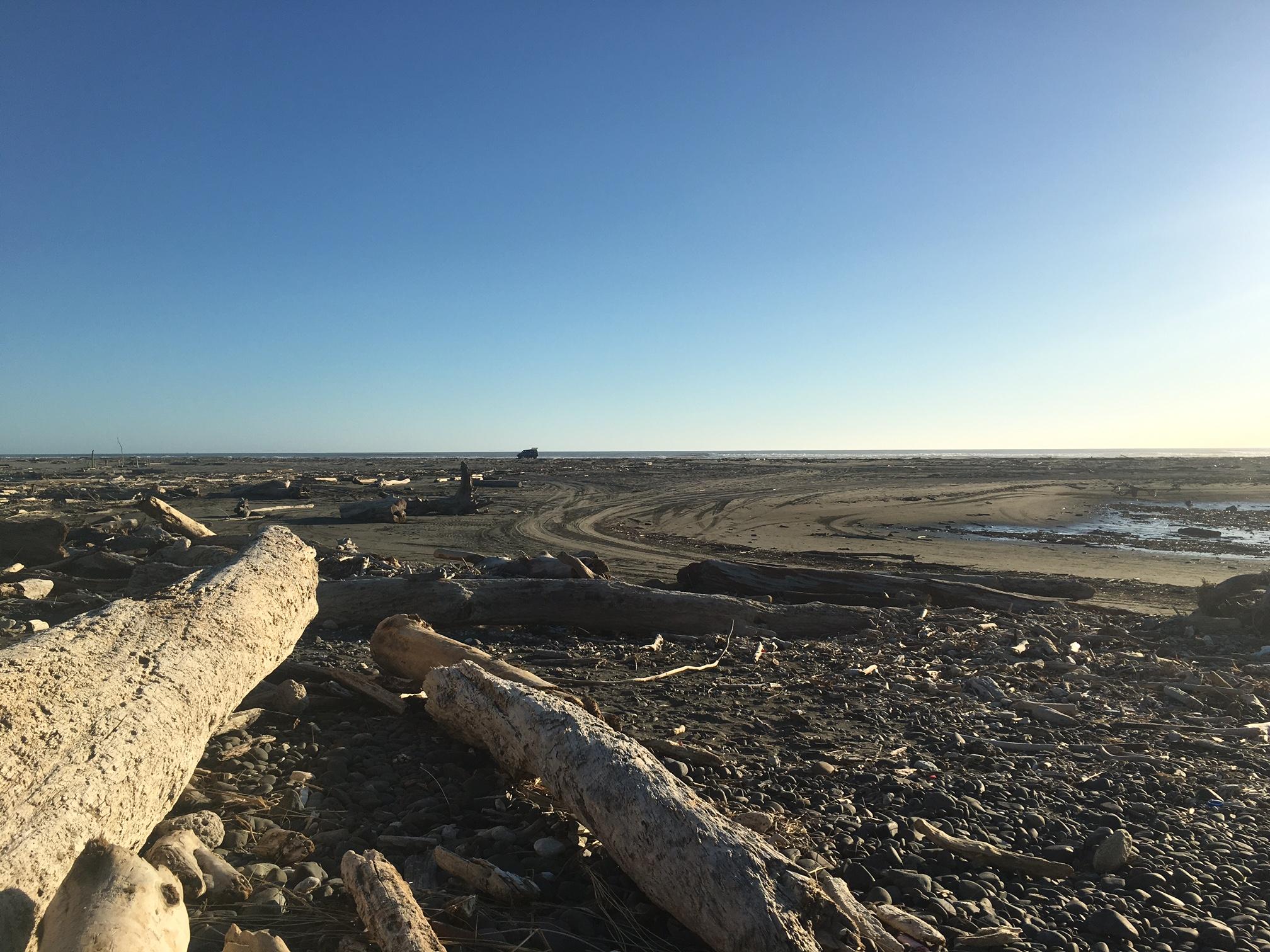 Tangimoana Beach.