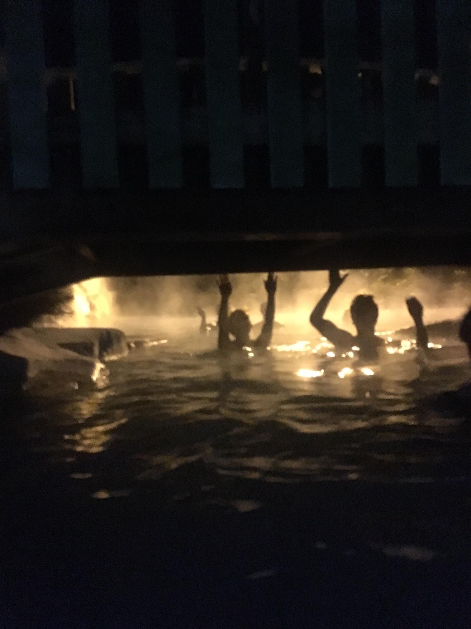 Wairakei Thermal Pools.