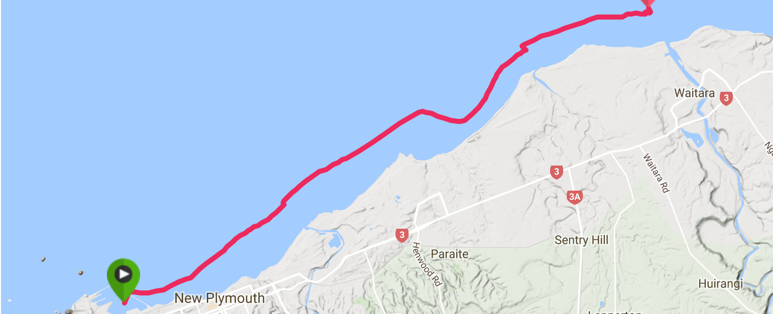 Distance:  19.65  km          Time:  2:53:01        Avg Speed:  6.8  kph          Calories:  896