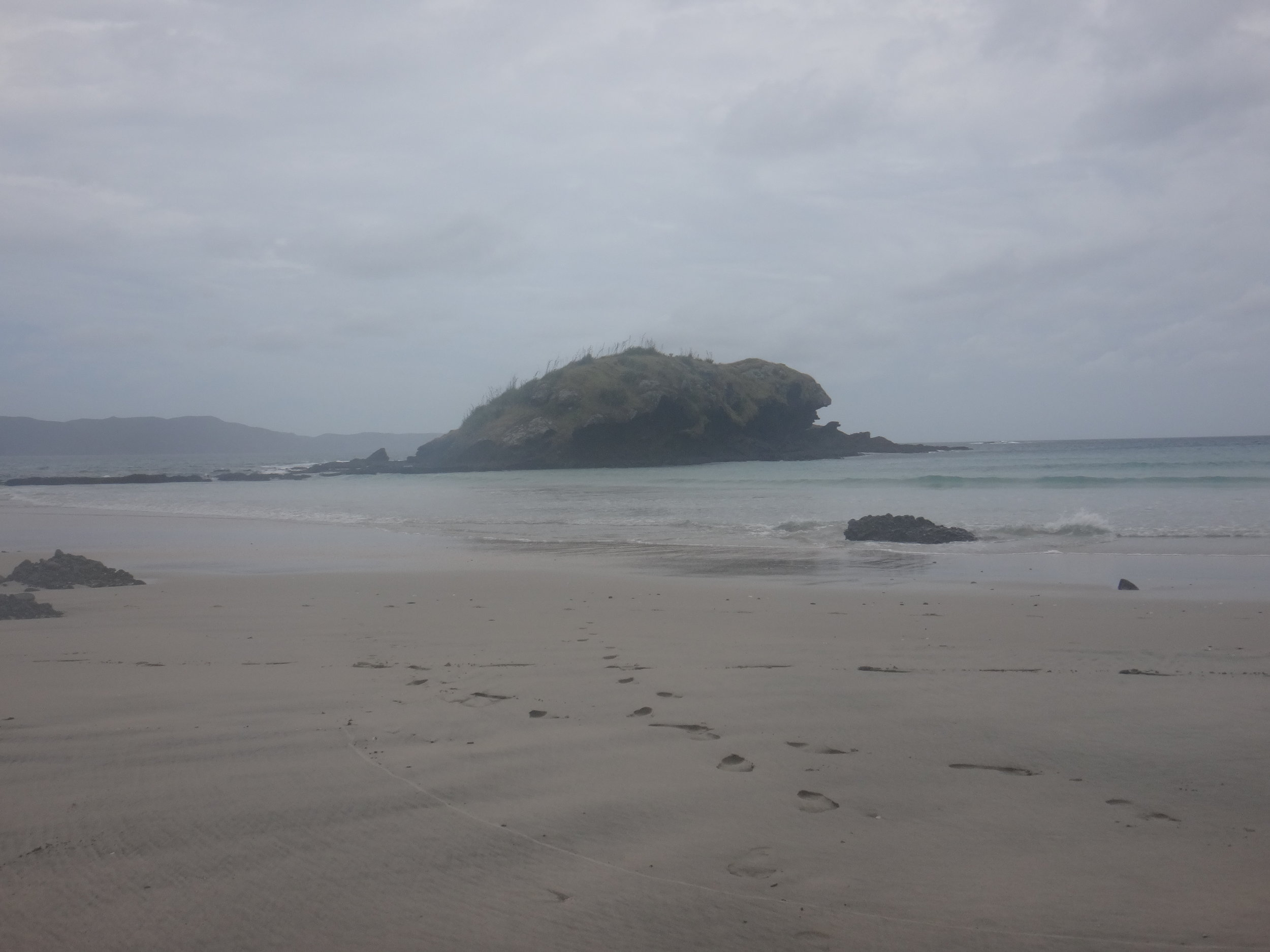Spirits Bay.