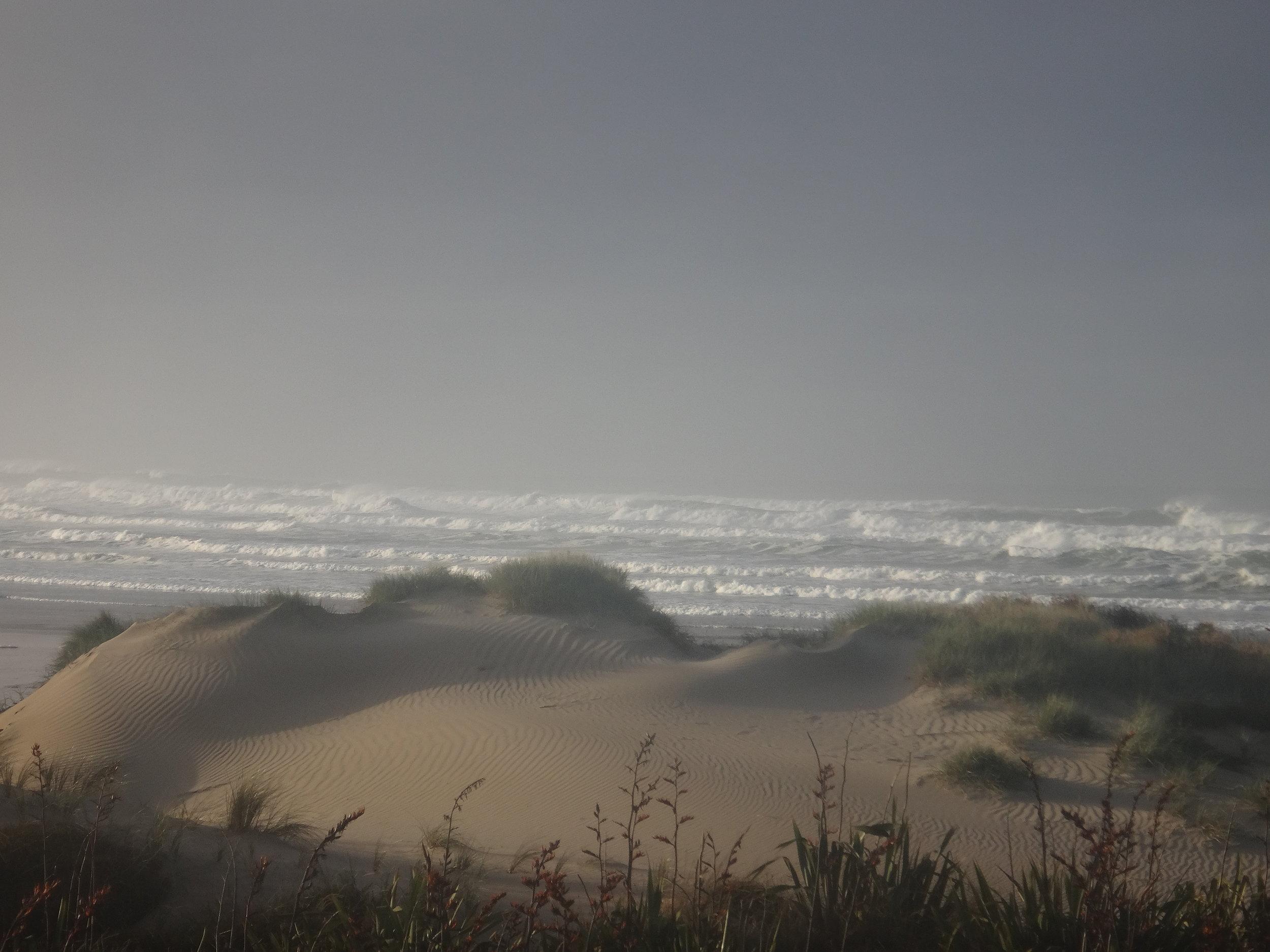 The Bluff. 90 Mile Beach.