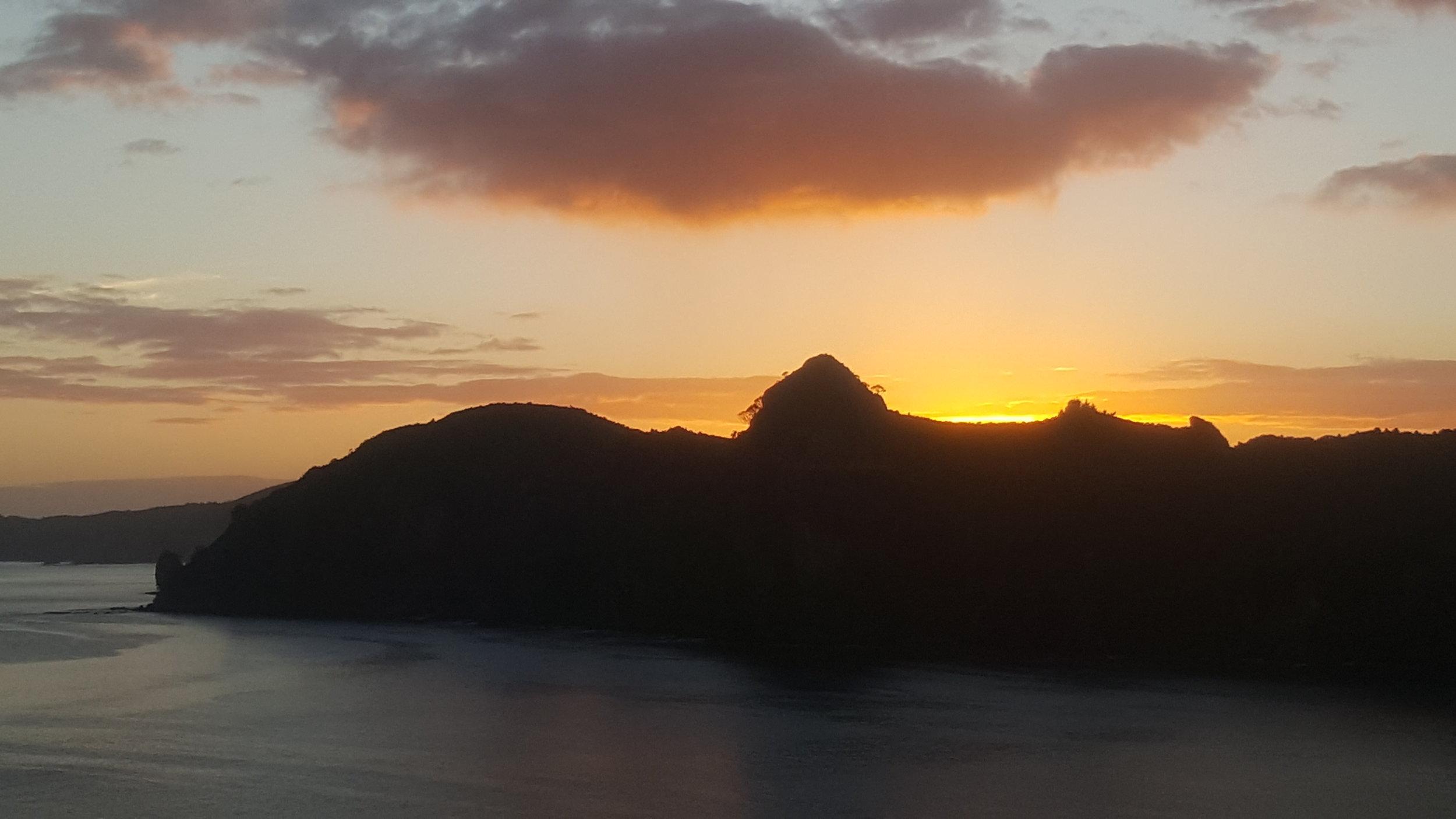 Good Morning Taupo Bay.