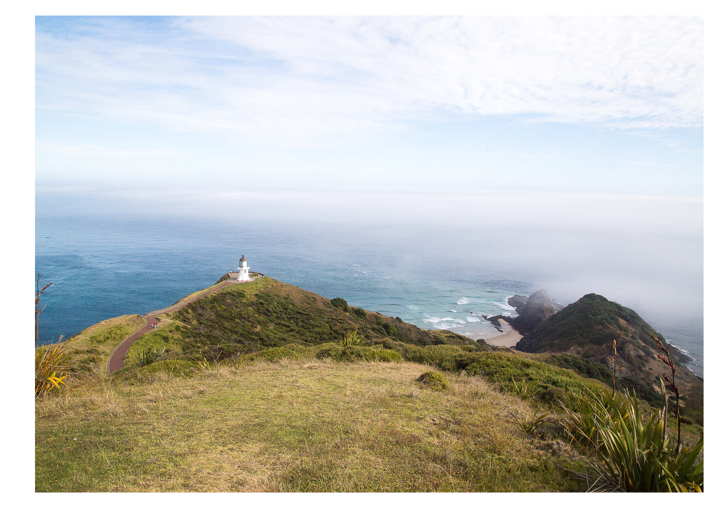 Cape Reinga.. Top of this incredible North Island...