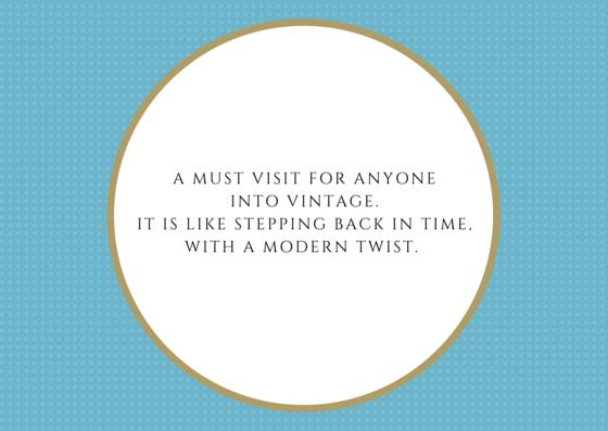 Review of Brigg afteroon tea vintage tea shop