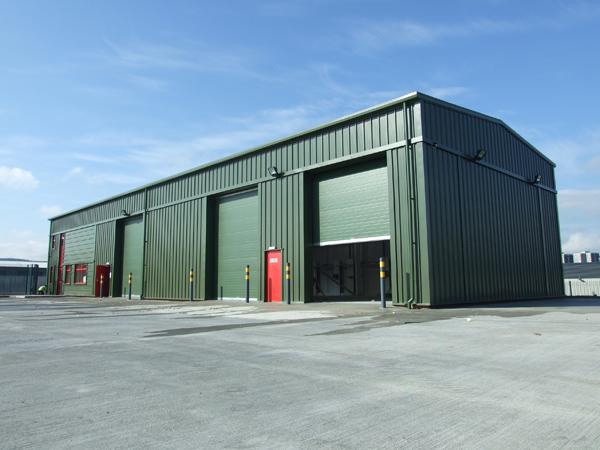 New Repair Depot,Cambuslang   click on thumbnails to view larger images