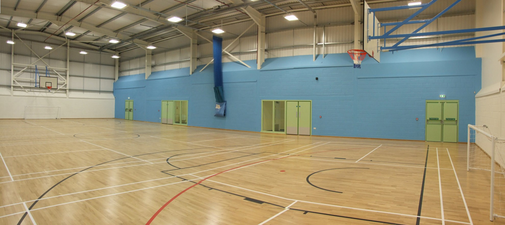 New Ball Hall, Greengairs Community Centre  click on thumbnails for larger images