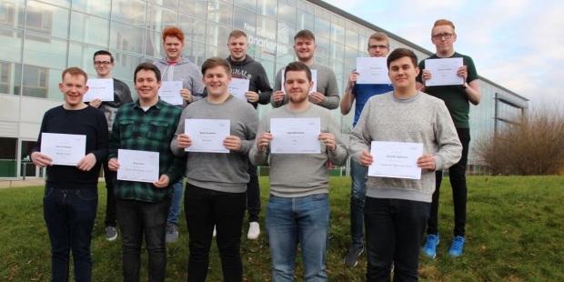 DTA Chartered Architects & New College Lanarkshire
